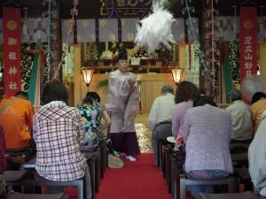 夏越祭2014-04