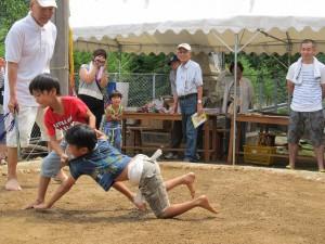 奉納子供相撲大会2014-09