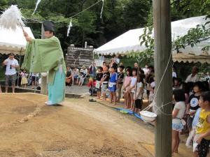 奉納子供相撲大会2014-05