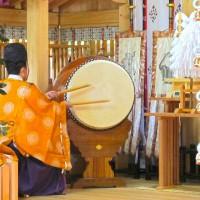 1.豊前神楽奏楽