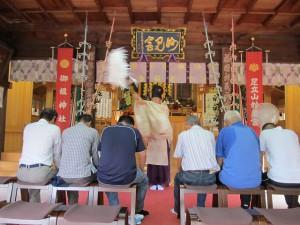 奉納子供相撲大会2014-03