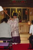 2.修祓(しゅばつ)の儀
