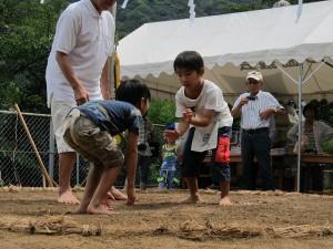 奉納子供相撲大会2014-08