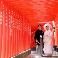 妙見宮神前結婚式3